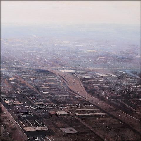 Grafitos y últimos paisajes. Alejandro Quincoces