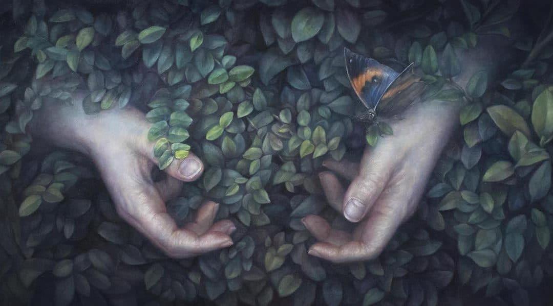 """Soñando con mariposas"" de Yi Chin Pan"