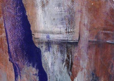 El Caminito del Rey- 25,5x16cm.AcrílicoPapel-2015