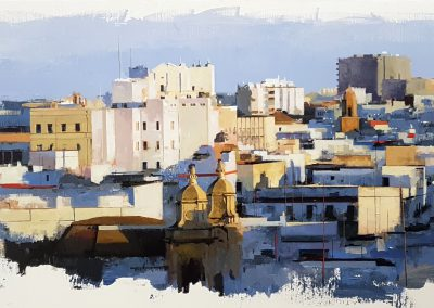 Cádiz 1 O/L 95x55cms